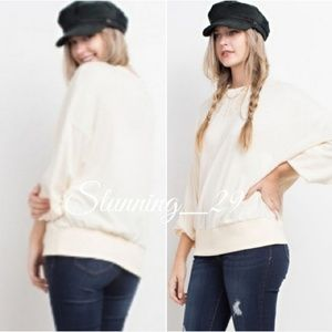 Stunning_29 Tops - 🆕️5☆MUST HAVE VANILLA HACCI  PULLOVER TOP